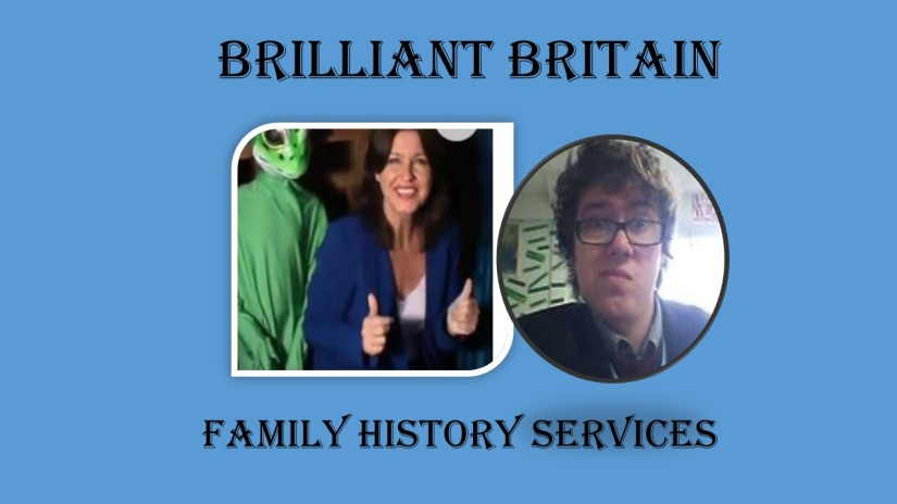 Michelle and Will Family History Services photo