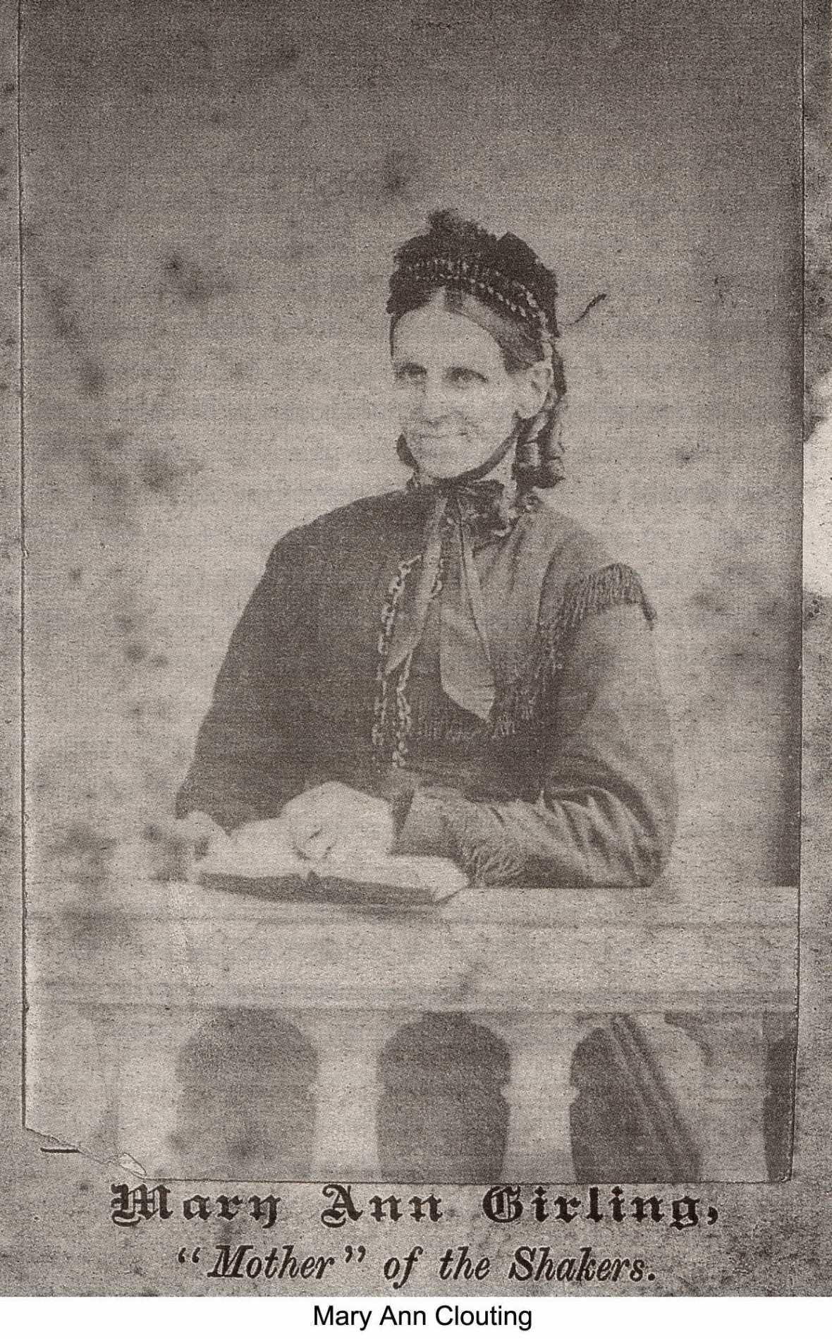 Mary Ann Girling