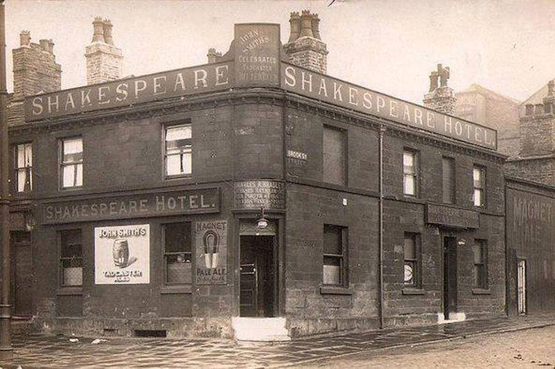 Shakespeare Hotel Huddersfield